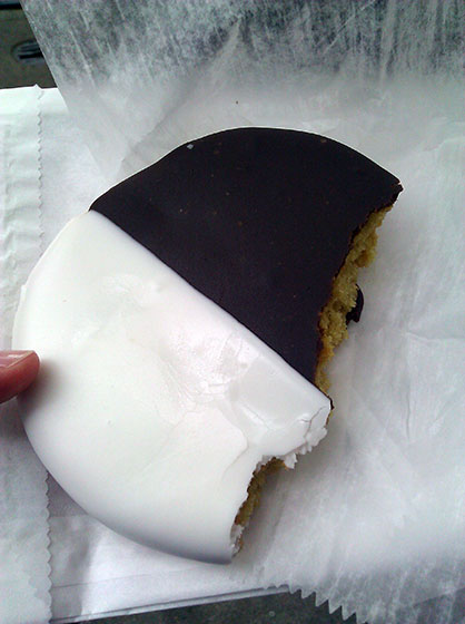 The Famous 4th Street Cookie Company Black & White