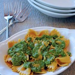 Arugula Pesto by So, How's It Taste