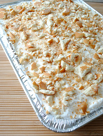 Southern Living Recipes Banana Pudding Poke Cake