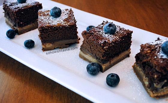 Chocolate Magic Cake by So, How's It Taste
