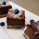 Chocolate Magic Custard Cake by So, How's It Taste