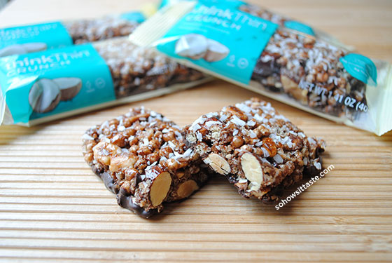 Coconut Chocolate Crunch by So, How's It Taste