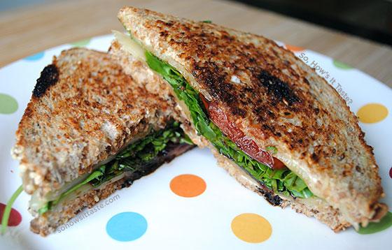 Veggie Melt by So, How's It Taste? www.sohowsittaste.com