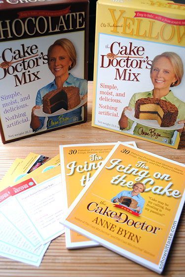 Cake Mix Doctor®'s Cake Mixes on So, How's It Taste? www.leah-claire.com