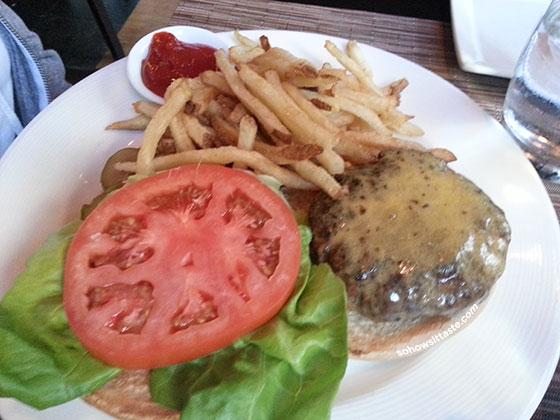 City Table Burger on So, How's It Taste? www.leah-claire.com