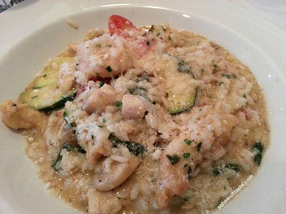Ristorante Fiore Risotto on So, How's It Taste? www.leah-claire.com