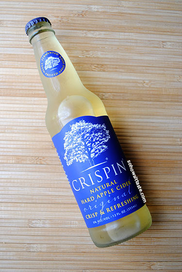 Crispin Cider on So, How's It Taste? www.leah-claire.com