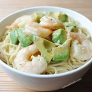 Monterey Shrimp Pasta by So, How's It Taste? www.sohowsittaste.com