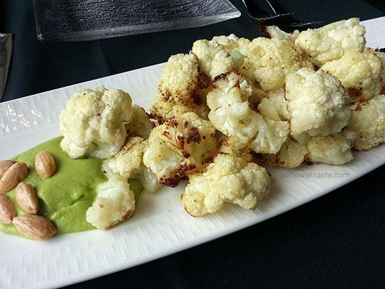 Etch Roasted Cauliflower on So, How's It Taste? www.sohowsittaste.com