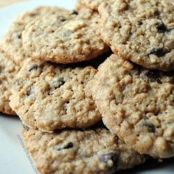 Every Chip Oatmeal Cookies by So, How's It Taste? www.sohowsittaste.com