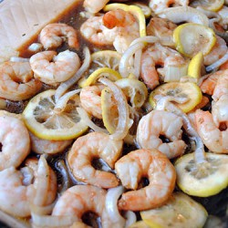 Alabama-Style Shrimp Bake by So, How's It Taste?