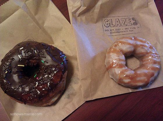 Glazed Doughnuts on So, How's It Taste? www.sohowsittaste.com