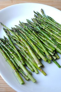 Roasted Asparagus with Balsamic Browned Butter by So, How's It Taste? www.sohowsittaste.com
