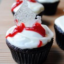 Broken Glass Cupcakes by So, How's It Taste?
