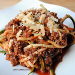 Red Wine Spaghetti Meat Sauce by So, How's It Taste?