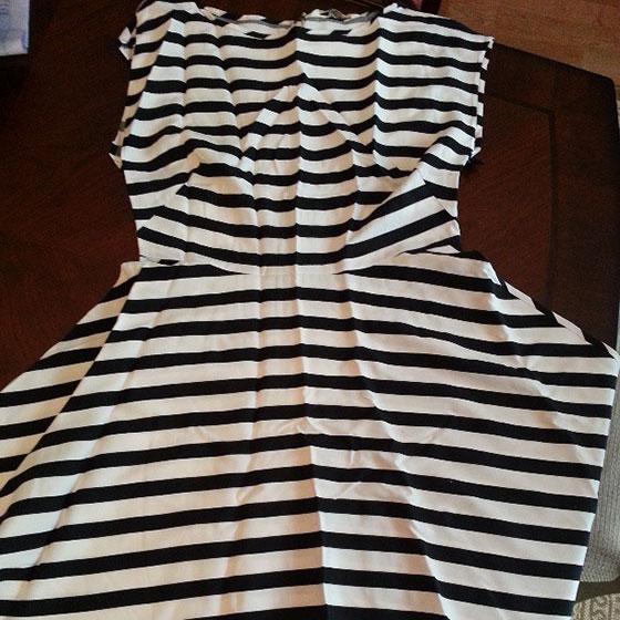 Stitch Fix Striped Dress on So, How's It Look?