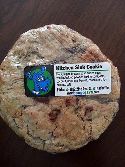 Fido Kitchen Sink Cookie on So, How's It Taste?