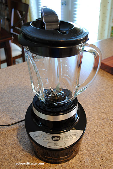 Hamilton Beach Smoothie Smart Blender on So, How's It Taste?