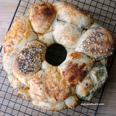 Savory Monkey Bread on So, How's It Taste?