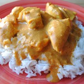 Slow Cooker Butter Chicken by So, How's It Taste?