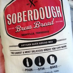 Soberdough Brew Bread on So, How's It Taste?