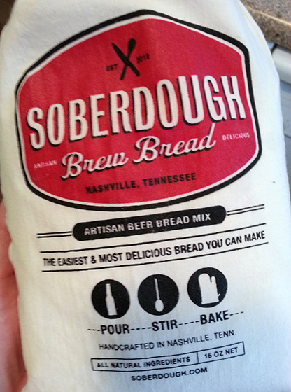 Soberdough Brew Bread on So, How's It Taste?
