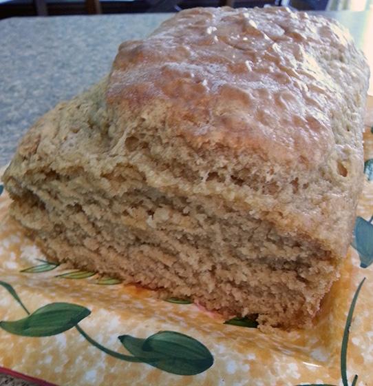 Soberdough White Brew Bread on So, How's It Taste?