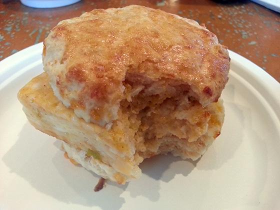 Sweet 16th Bakery Breakfast Sandwich on So, How's It Taste?