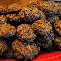 German Chocolate Cake Cookies | So, How's It Taste?