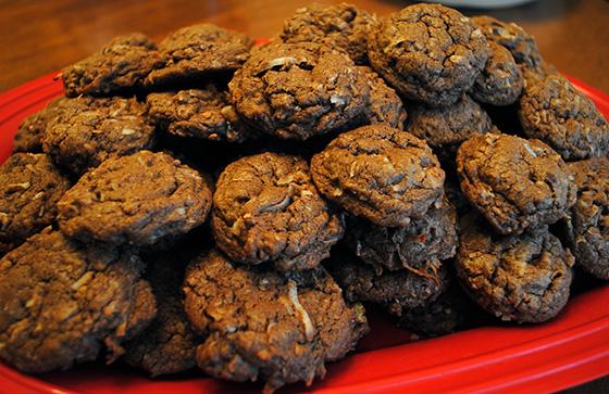 German Chocolate Cake Cookies | So, How's It Taste?