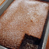Gingerbread Cake | So, How's It Taste?