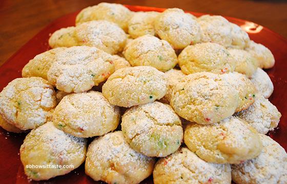 Gooey Butter Cookies | So, How's It Taste?