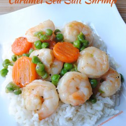 Caramel Sea Salt Shrimp | So, How's It Taste?