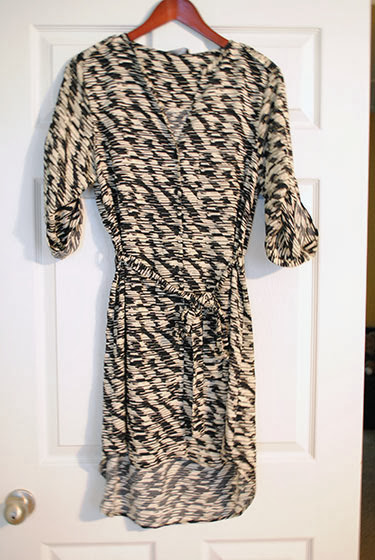 41Hawthorn Dominic Belted Tabsleeve Shirtdress
