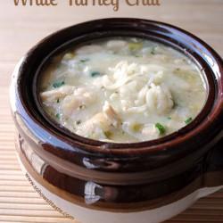 White Turkey Chili | So, How's It Taste?