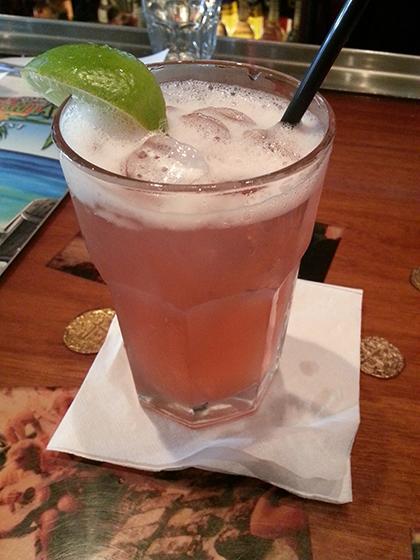 Sunset Cruise, Margaritaville