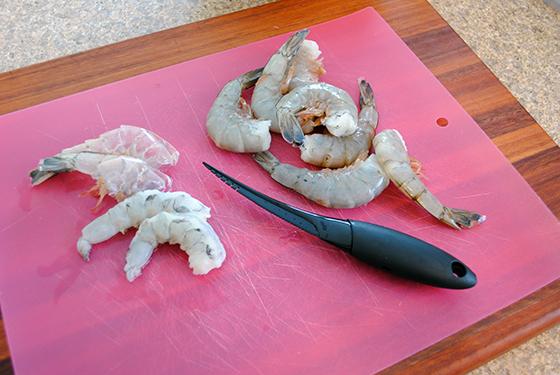 OXO Shrimp Cleaner