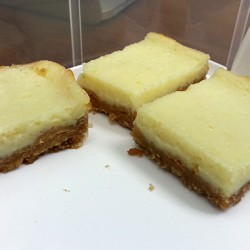 Butter Crunch Lemon Bars