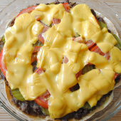 Cheeseburger Pie