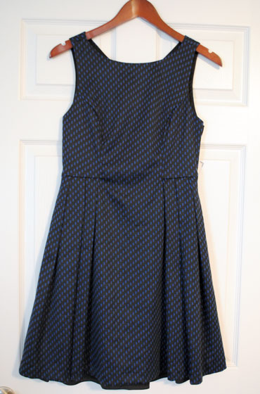 Coconinno Carrie Polka Dot Fit & Flare Dress
