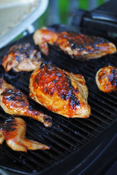 So, How's It Taste? Beer-Brined Barbecue Chicken