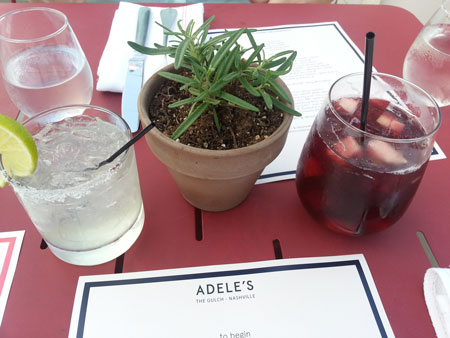 Adele's Cocktails