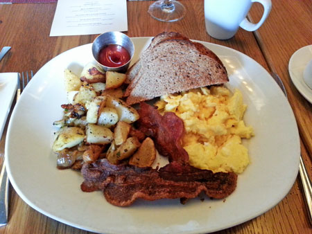 Grange Breakfast