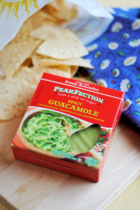 PeakFection Spicy Guacamole