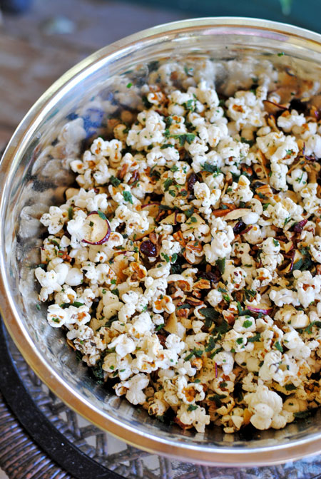 Fall Harvest Popcorn