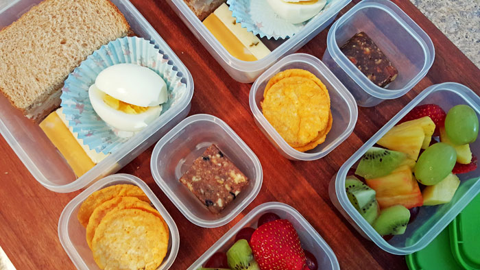 Fun & Healthy Lunches, Part 2