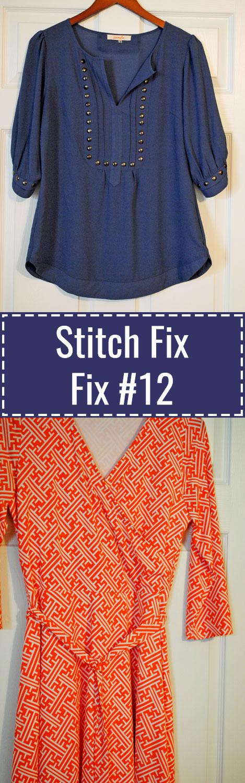 Stitch Fix, Fix #12