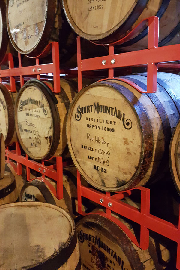Short Mountain Distillery, Woodbury, TN