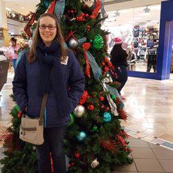 Christmas Tree in Shops at Rivercenter