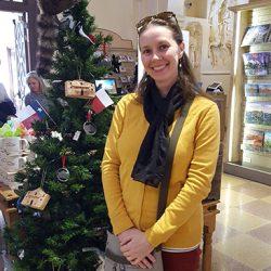 Christmas Tree at Alamo Gift Shop